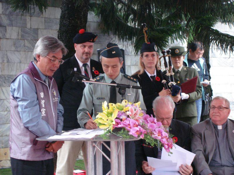 Never Forgotten :: Taiwan POW Camp #4 - Karenko