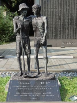 Never Forgotten The Memorials For The Taiwan Pows